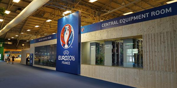 UEFA Euro 2016 – Visite de l'International Broadcast Centre !