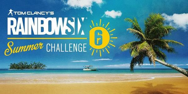 Ubisoft lance le Rainbow Six Summer Challenge !