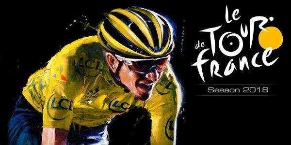 On a testé Tour De France 2016 sur PS4 !