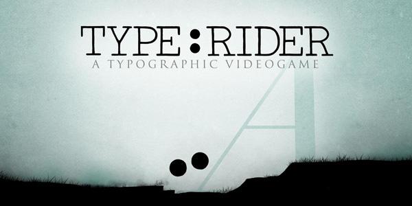 Type:Rider sur PS4 et PS Vita dès aujourd'hui !