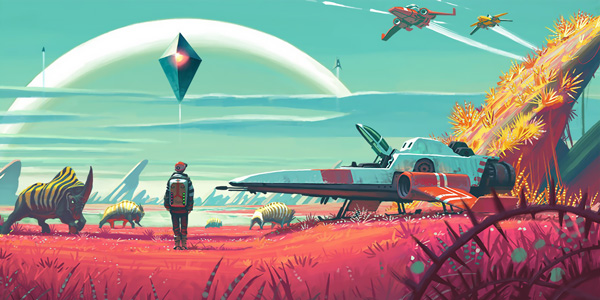 No Man's Sky No Man's Sky Next