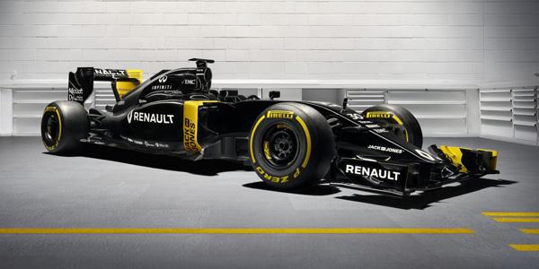 Découverte – F1 2016 – PC