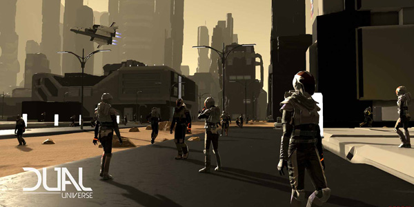 Dual Universe lance sa campagne Kickstarter aujourd'hui !