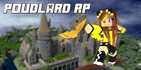 Minecraft / Poudlard RP #6