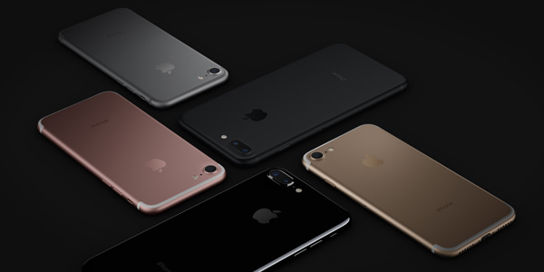 Présentation de l'iPhone 7 et l'iPhone 7 Plus !