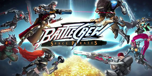 La seconde bêta fermée de Battlecrew Space Pirates débute !