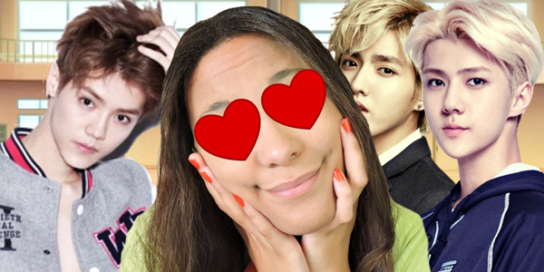 Exo dating game link