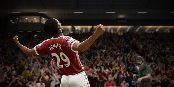 FIFA 17 – The Journey #1