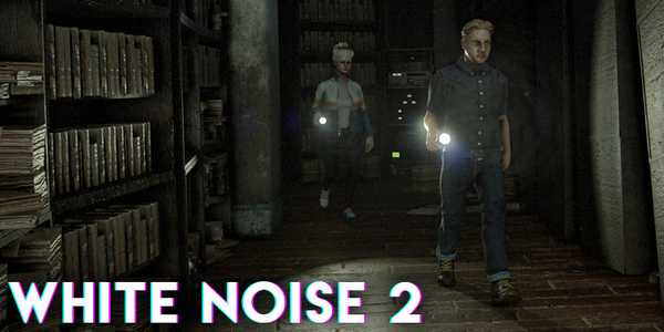 White Noise 2 est disponible sur Steam !