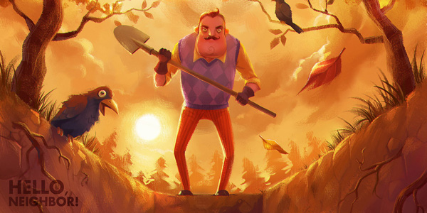Hello Neighbor – Dooms est une voisine horrible !