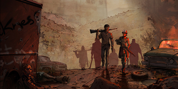 The Walking Dead : The Telltale Series - A New Frontier / The Walking Dead : The Telltale Series – A New Frontier - The Walking Dead: The Telltale Series - A New Frontier