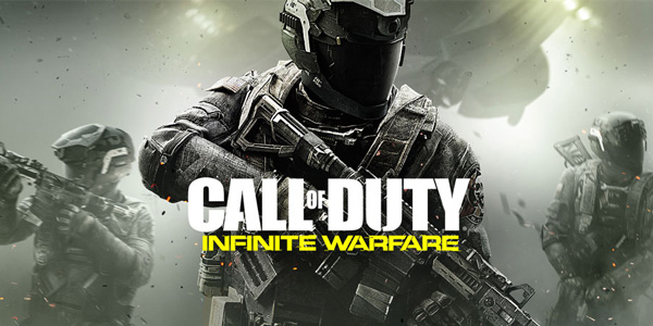 Call of Duty : Infinite Warware Retribution
