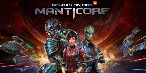 Galaxy on Fire 3 - Manticore - Manticore - Galaxy on Fire