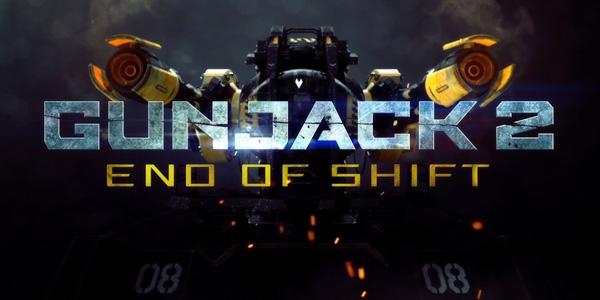 Gunjack 2 : End of Shift