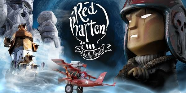 Red Barton and The Sky Pirates arrivera le 14 Février sur Steam, iOS et Android !