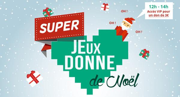 Super Jeux Donne Noël