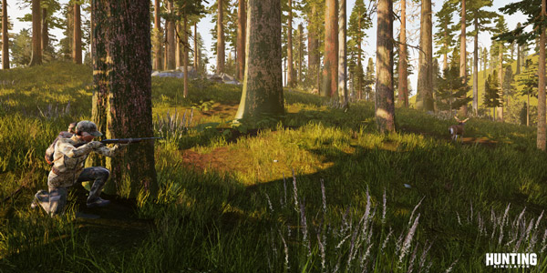 Bigben et Neopica annoncent Hunting Simulator !