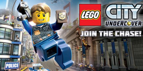 Découvrez le nouveau trailer de Lego City Undercover !