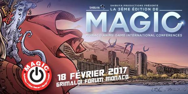 Retour sur la Conférence de presse du festival MAGIC de Monaco !