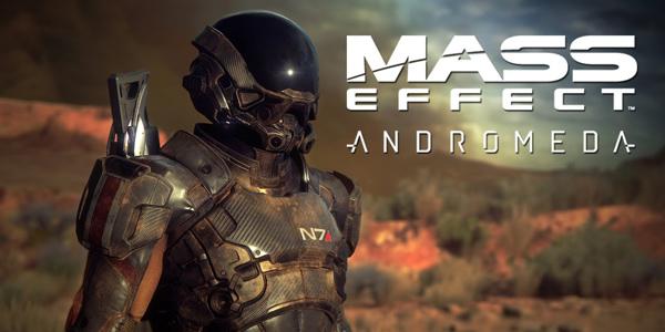 Découvrez le trailer de lancement de Mass Effect : Andromeda !
