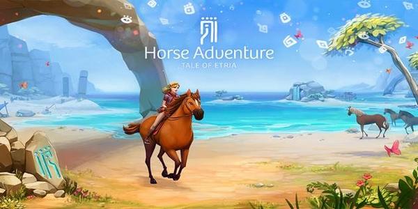 Horse Adventure : Tale of Etria est disponible sur mobiles et tablettes !
