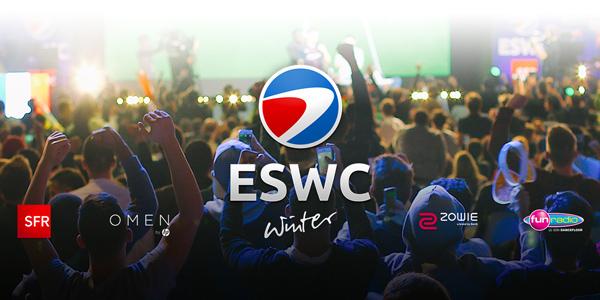 ESWC Winter 2017 – Découvrez le planning de la Grande Scène !