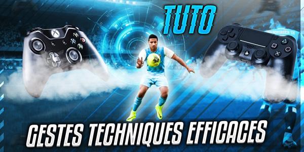 FIFA 17 – Tuto : Gestes techniques efficaces !