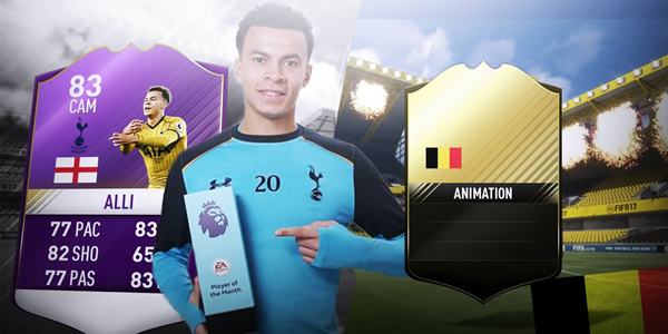 FIFA 17 – AxoSkill / SBC Dele Alli