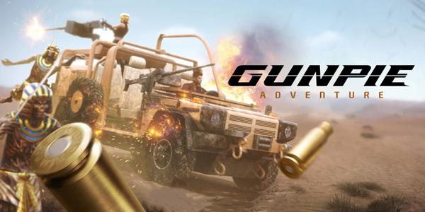 Gunpie Adventure est disponible sur iOS et Android en Australie et au Canada !