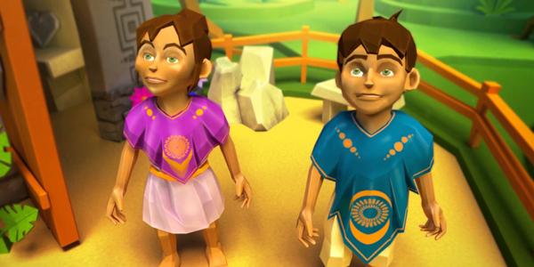 Pokolpok, l'application ludo éducative pour les enfants de 3 à 7 ans !