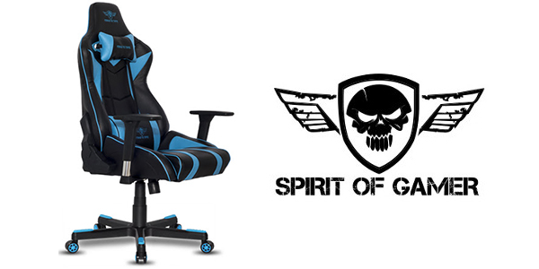 Spirit Of Gamer rejoint les précurseurs du siège gaming français !