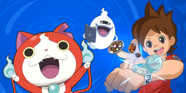Yo-Kai Watch 2 arrive le 7 avril sur Nintendo 3DS et 2DS !