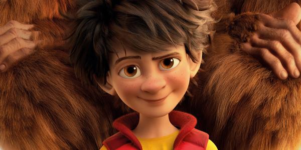 Découvrez l'affiche teaser du film Bigfoot Junior !