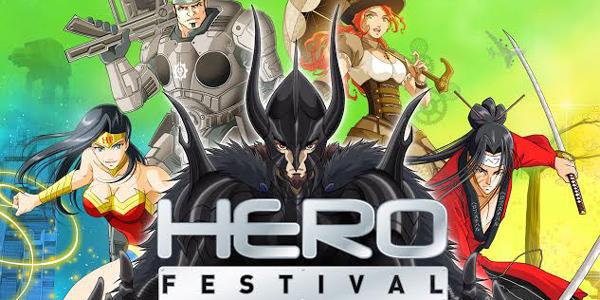 HeroFestival prend ses marques à Grenoble les 6 et 7 mai au cœur d'Alpexpo !