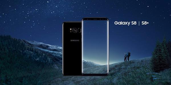 Samsung Galaxy S8 - Samsung Galaxy S8+