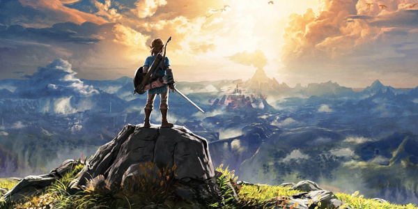 The Legend of Zelda : Breath of the Wild - The Legend Of Zelda: Breath Of The Wild