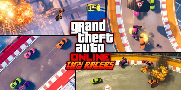 GTA Online Miniatutures