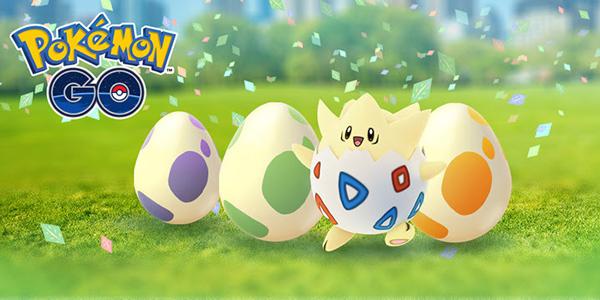 Pokémon GO festival des œufs