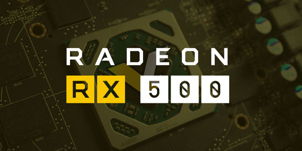 Radeon RX 500 AMD