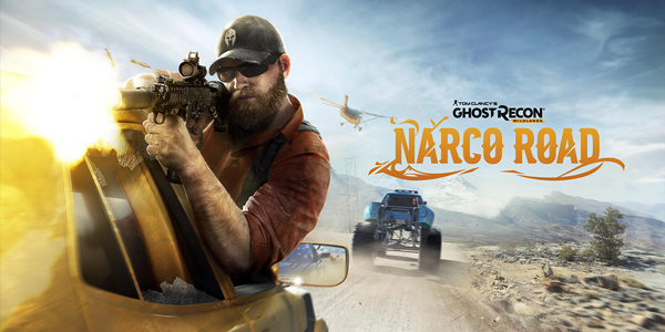 Tom Clancy's Ghost Recon Wildlands Narco Road