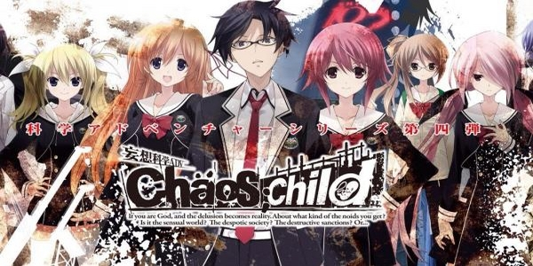 Chaos;Child sera disponible sur PS4 et PS Vita le 13 Octobre !