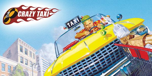 Crazy Taxi Classic - Crazy Taxi Gazillionaire