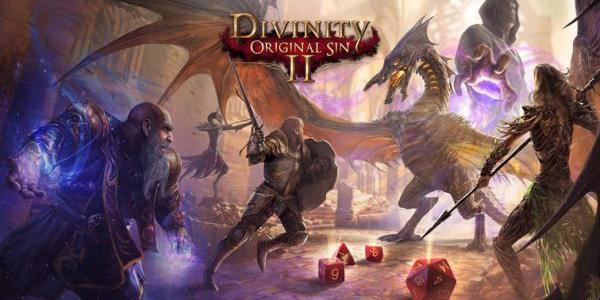 Divinity: Original Sin 2 - Divinity: Original Sin II - Divinity Original Sins 2 - Divinity Original Sins 2 - Definitive Edition - Divinity: Original Sins 2 - Definitive Edition
