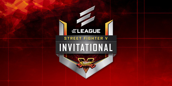 Eleague Street Fighter V Invitational