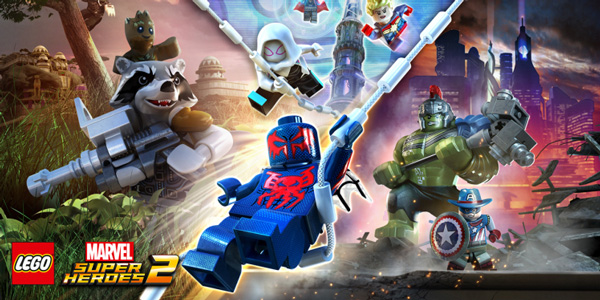 LEGO Marvel Super Heroes 2 dévoile le Pack « Champions » !