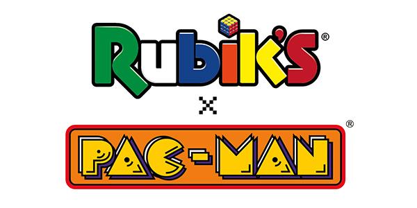 Pac-Man x Rubik's