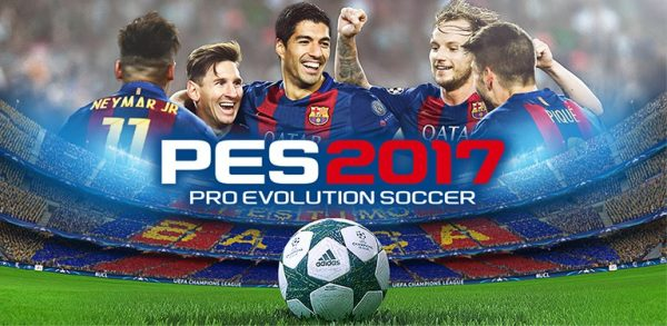 PES 2017 Mobile arrive sur iOS et Android !