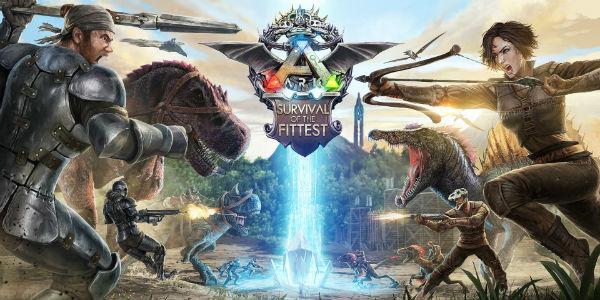 Ark: Survival Evolved est disponible sur Xbox One X !