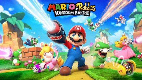 Mario + Rabbids Kingdom Battle - Mario + The Lapins Crétins Kingdom Battle