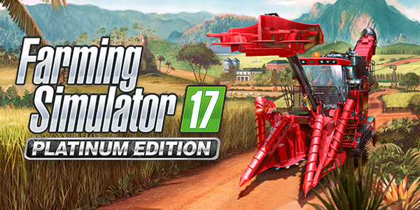 Farming Simulator 17 – La version Platinium est disponible !